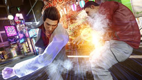 Скриншот №1 к Yakuza Kiwami 2