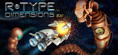 R-Type Dimensions EX Cover Image