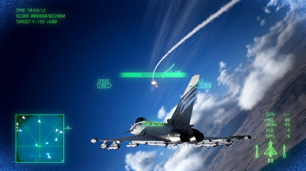 Скриншот №9 к ACE COMBAT™ 7 SKIES UNKNOWN - Unexpected Visitor