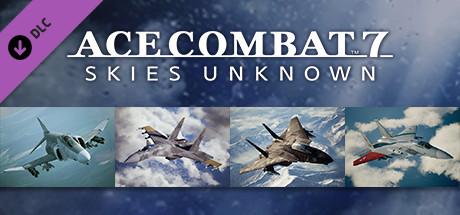 Ace Combat 7 Skies Unknown F 4e Phantom Ii 3 Skins On Steam