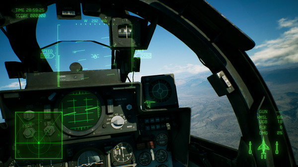 Скриншот №2 к ACE COMBAT™ 7 SKIES UNKNOWN - F-4E Phantom II + 3 Skins