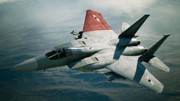 Скриншот №4 к ACE COMBAT™ 7 SKIES UNKNOWN - F-4E Phantom II + 3 Skins