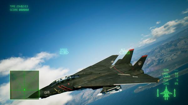 Скриншот №3 к ACE COMBAT™ 7 SKIES UNKNOWN - F-4E Phantom II + 3 Skins