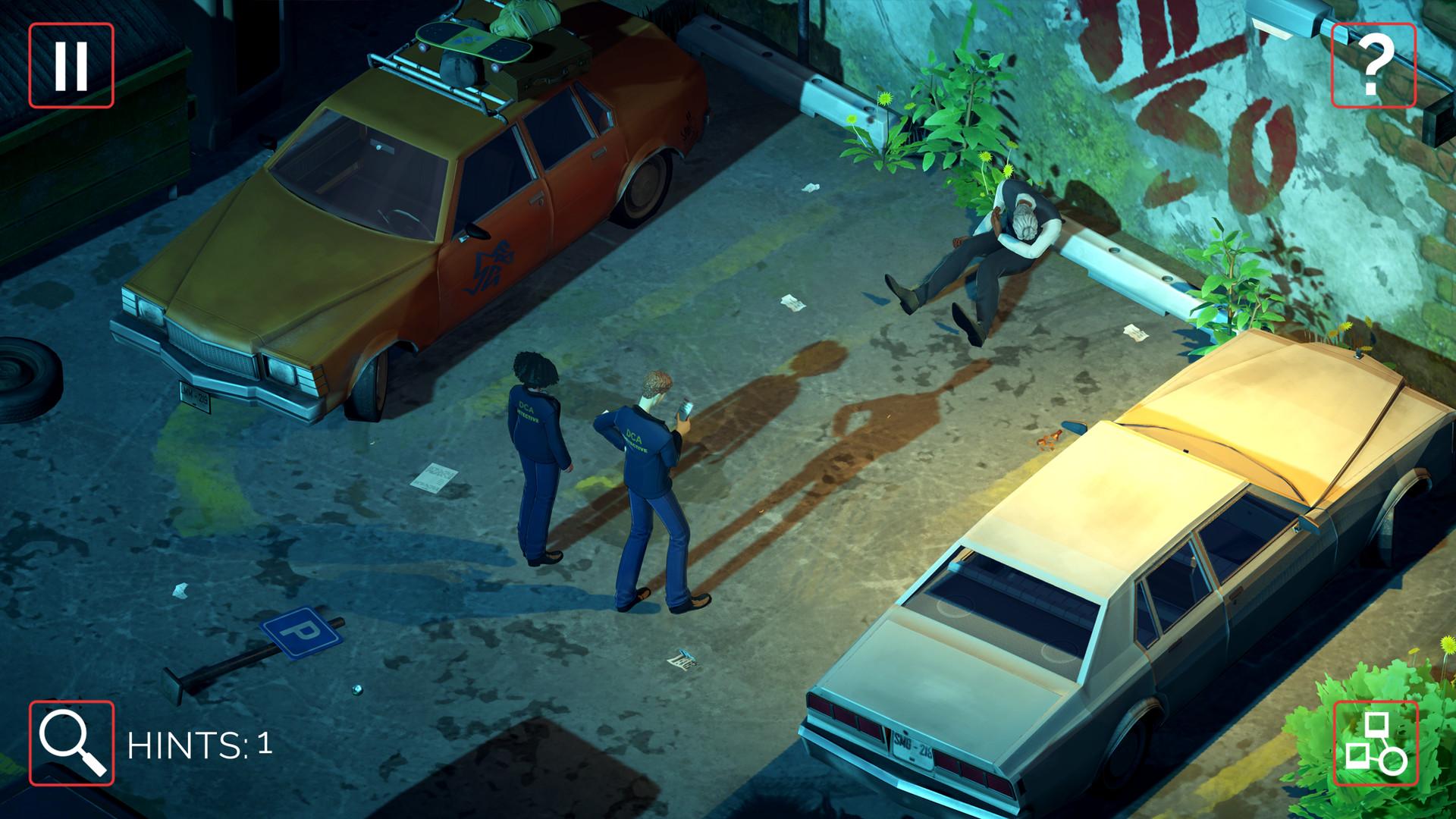 Murder Mystery Machine screenshot 3