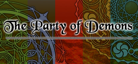 The Party of Demons Cover Image