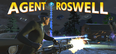 Agent Roswell Cover Image