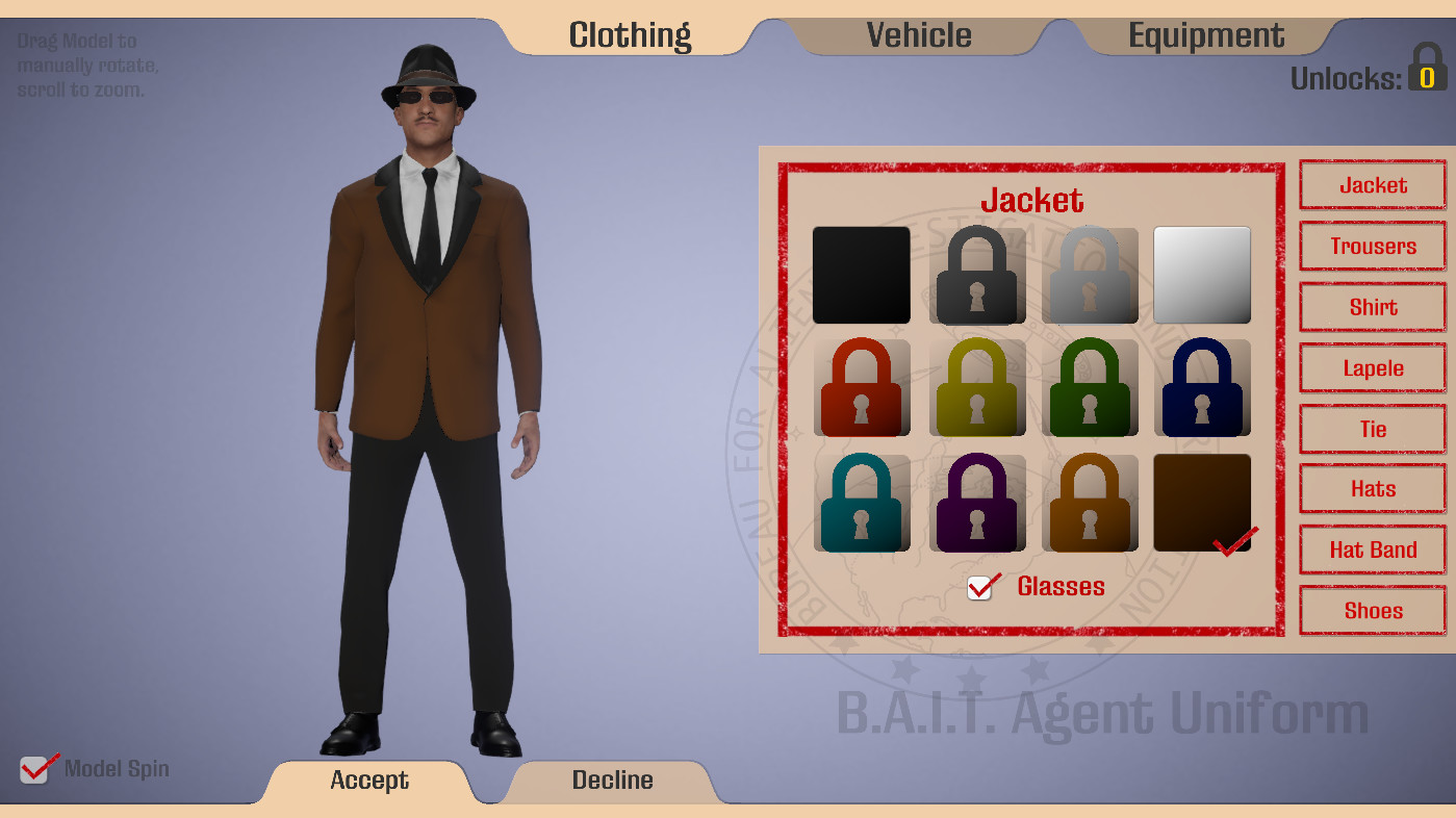 Agent Roswell  Free Download