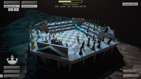 Скриншот №3 к Four Kings One War - Virtual Reality