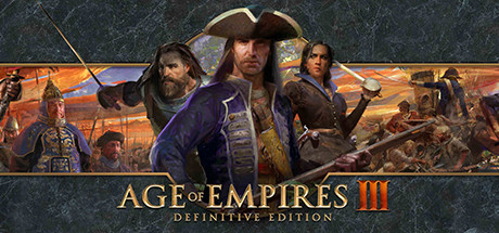Age of Empires III: Definitive Edition Cover Image