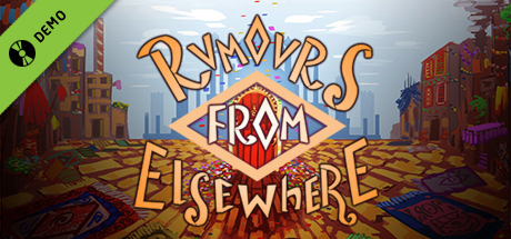 Rumours From Elsewhere Demo Cover Image