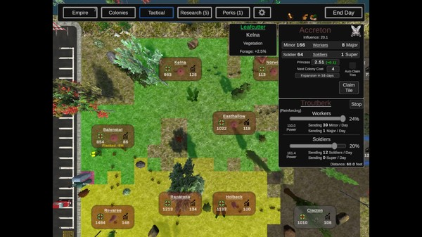 Ant_Empire游戏最新中文版《蚂蚁帝国》