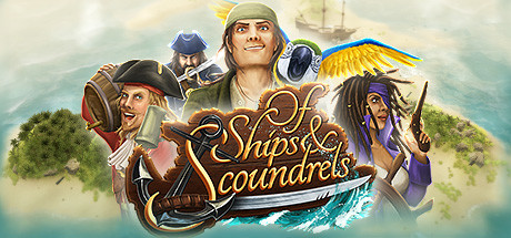 Of Ships & Scoundrels Cover Image