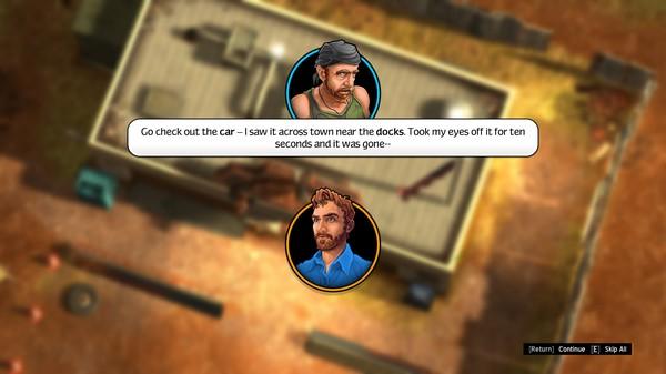 Скриншот №8 к American Fugitive