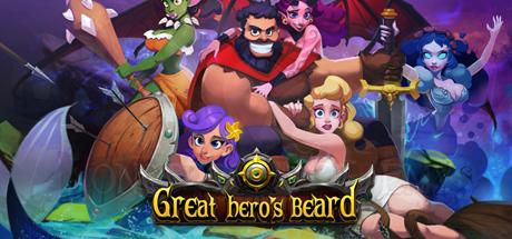 Great Hero's Beard Cover Image