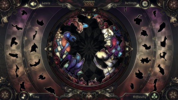 Скриншот №1 к Glass Masquerade 2 Illusions