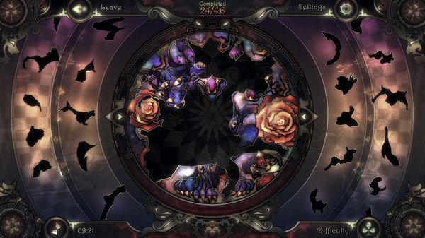 Скриншот №7 к Glass Masquerade 2 Illusions