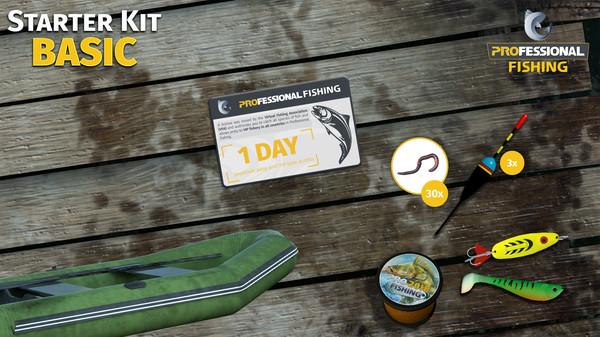 KHAiHOM.com - Professional Fishing: Starter Kit Basic