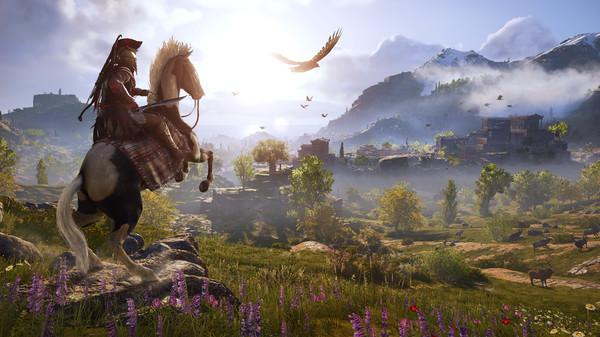 Скриншот №8 к Assassins Creed® Odyssey - Season Pass