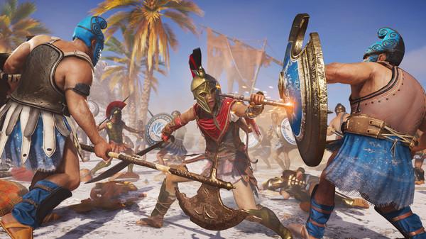Скриншот №4 к Assassins Creed® Odyssey - Season Pass
