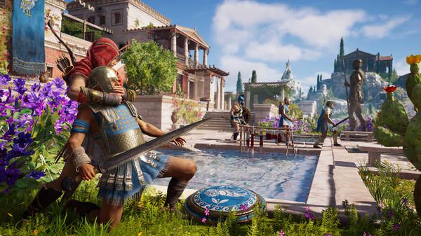 Скриншот №3 к Assassins Creed® Odyssey - Season Pass