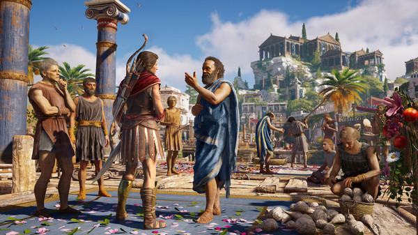 Скриншот №1 к Assassins Creed® Odyssey - Season Pass