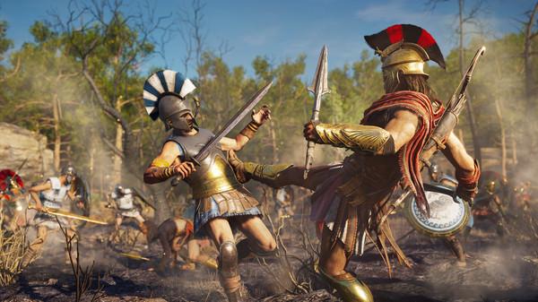 Скриншот №6 к Assassins Creed® Odyssey - Season Pass
