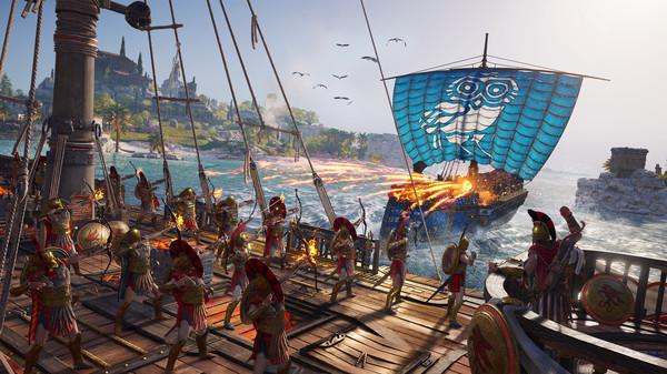 Скриншот №5 к Assassins Creed® Odyssey - Season Pass