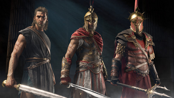 Скриншот №2 к Assassins Creed® Odyssey - Season Pass