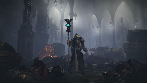 Скриншот №2 к Warhammer 40000 Inquisitor - Martyr - Mind Plague