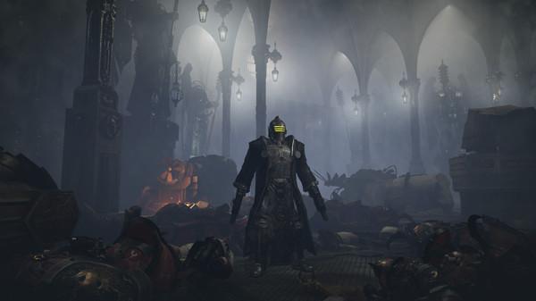 Скриншот №3 к Warhammer 40000 Inquisitor - Martyr - Mind Plague