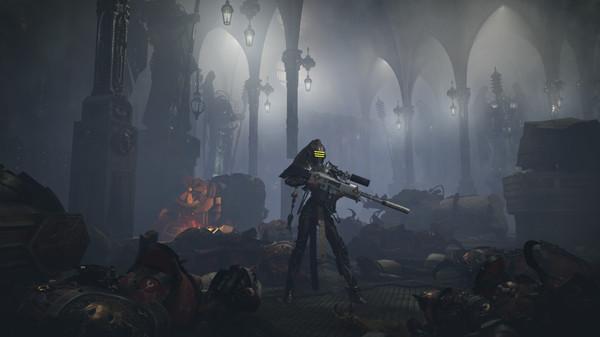 Скриншот №4 к Warhammer 40000 Inquisitor - Martyr - Mind Plague