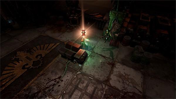 Скриншот №2 к Warhammer 40000 Inquisitor - Martyr - Heresy Emote