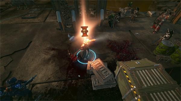 Скриншот №1 к Warhammer 40000 Inquisitor - Martyr - Heresy Emote