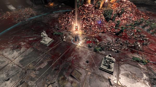 Скриншот №5 к Warhammer 40000 Inquisitor - Martyr - Heresy Emote