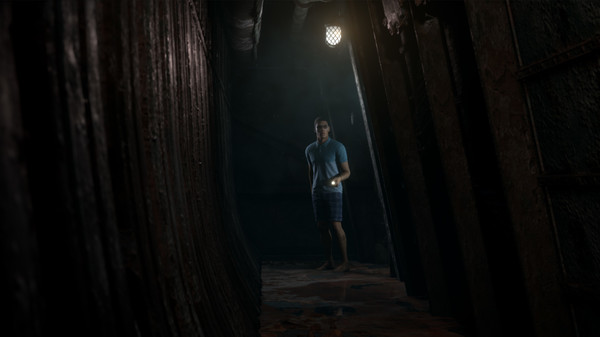 The Dark Pictures Anthology: Man of Medan скриншот