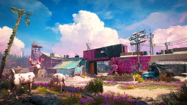 Скриншот №4 к Far Cry® New Dawn