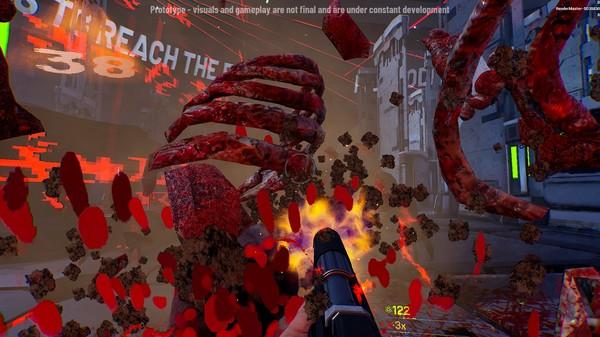 Скриншот №21 к Maze Slaughter Prototype