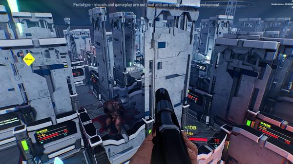 Скриншот №26 к Maze Slaughter Prototype