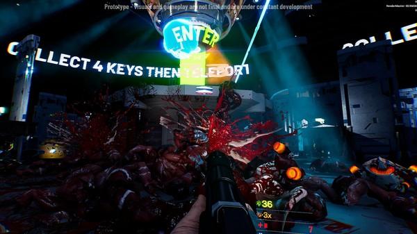 Скриншот №17 к Maze Slaughter Prototype