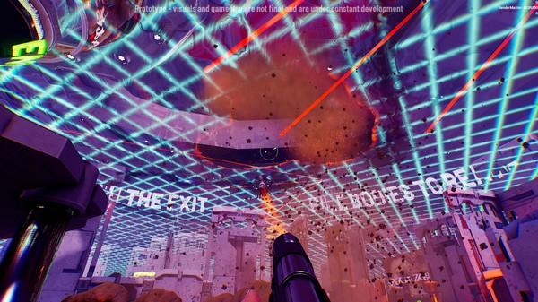 Скриншот №31 к Maze Slaughter Prototype