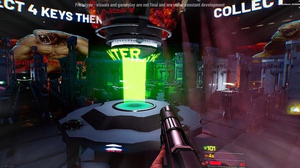 Скриншот №18 к Maze Slaughter Prototype