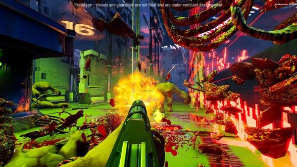 Скриншот №32 к Maze Slaughter Prototype