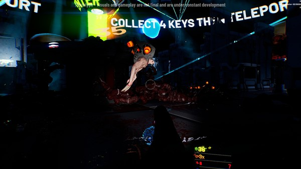 Скриншот №4 к Maze Slaughter Prototype
