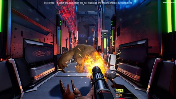 Скриншот №19 к Maze Slaughter Prototype