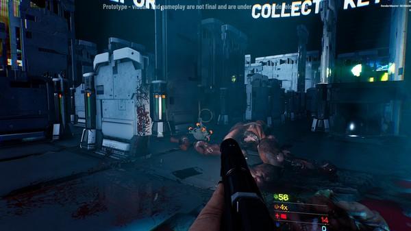 Скриншот №14 к Maze Slaughter Prototype