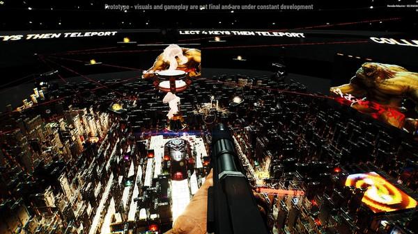 Скриншот №2 к Maze Slaughter Prototype