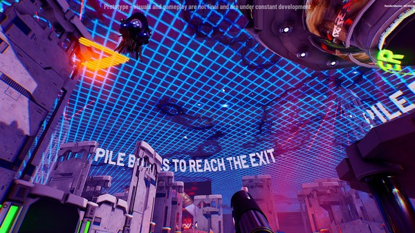 Скриншот №29 к Maze Slaughter Prototype