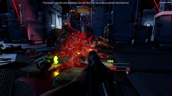 Скриншот №13 к Maze Slaughter Prototype