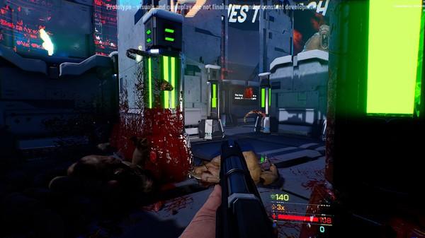 Скриншот №7 к Maze Slaughter Prototype