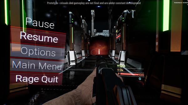 Скриншот №3 к Maze Slaughter Prototype